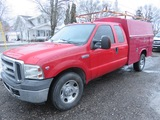 2007 Ford F350 Service Truck