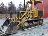John Deere 455G Crawler Tractor