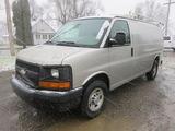 2007 Chevy G2500 Cargo Van