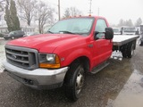 1999 Ford F450 Flatbed