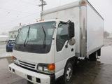 2005 Isuzu NPR HD Box Truck