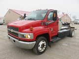 2005 GMC C4500 Cab & Chassis