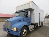2008 Kenworth T300 Box Truck