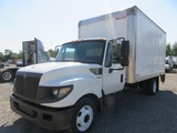 2012 International Terrastar Box Truck