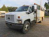 2007 Chevy C7500 Tire Service Truck