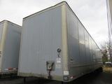 """2009 Wabash 53'x102"""" Van Trailer"""