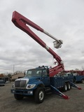 2007 International 7400 Bucket Truck