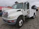 2009 International 4300 Service Truck