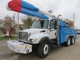 2006 International 7400 Bucket Truck