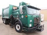2008 Autocar Garbage Truck