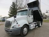 2012 International Prostar Dump Truck