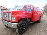 1990 GMC Kodiak Fuel Truck