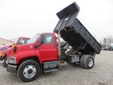 2008 GMC C7500 Dump Truck