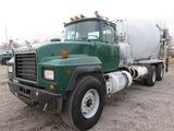 1998 Mack RD690S Mixer Truck