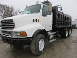 2007 Sterling Dump Truck