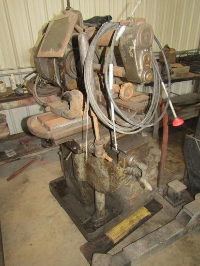 Van Norman Horizontal Mill