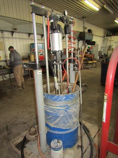 Pump For 55 G Barrel