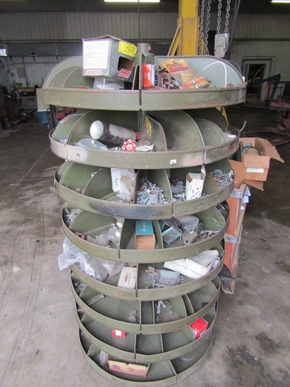Rotabin Parts Organizer
