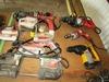 Various Cordless Hand Tools