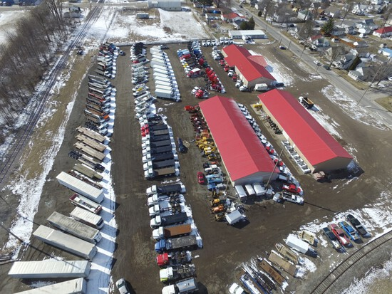 Truck & Equipment Auction