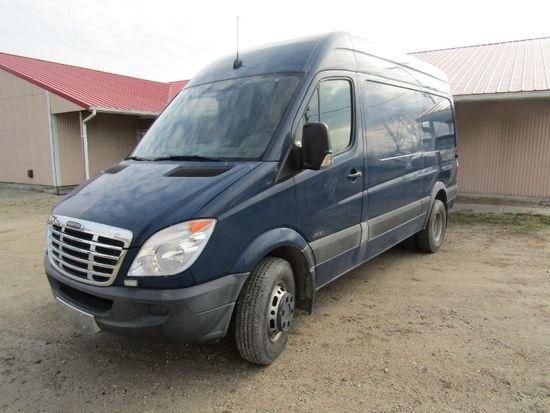 2008 Freightliner Sprinter 3500 Van