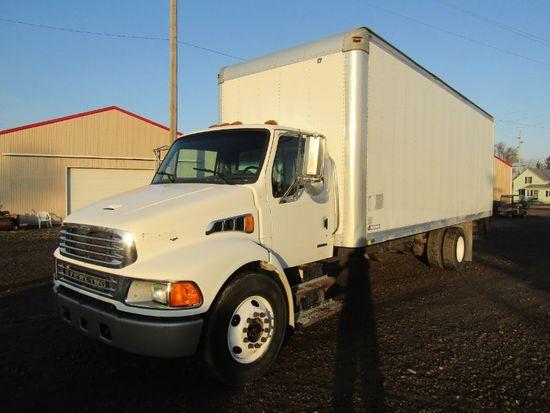 2007 Sterling Acterra Box Truck