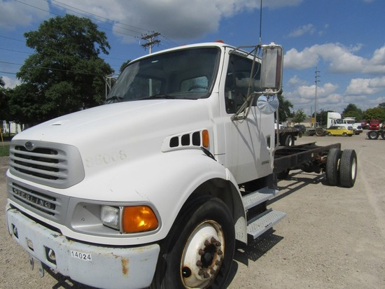 2004 Sterling LT9500 Cab & Chassis