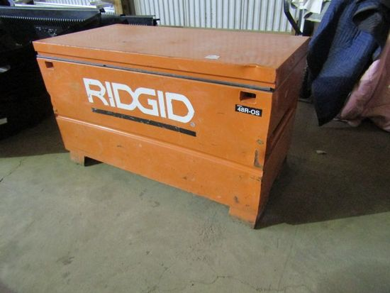 Ridged Job Box