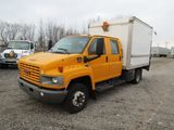 2007 GMC C4500 Box Truck