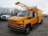 2008 GMC C4500 Encloses Utility Truck