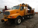2004 Sterling Grapple Truck