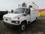 2007 Chevy C4500 Tire Service Truck