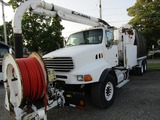 2007 Sterling LT9513 Combo Sewer Truck