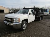 2010 Chevy 3500HD Stakebed
