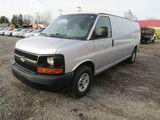 2012 Chevy Cargo Van
