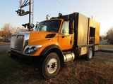 2008 International 7400 Sewer Jet Truck