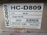 NEW Dodge Ram 8' Hard Tri Fold Tonneau Cover