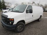 2013 Ford E350 Cargo Van