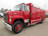 1989 Ford L8000 Rescue Truck