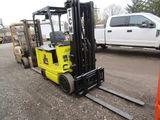 TCM FCB25H2 Electric Forklift