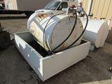 300 Gallon Fuel Tank w/ Pump