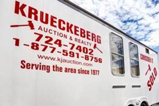 Shop Equipment & Truck Auction