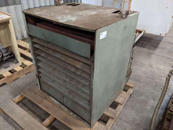 160k BTU Natural Gas Heater