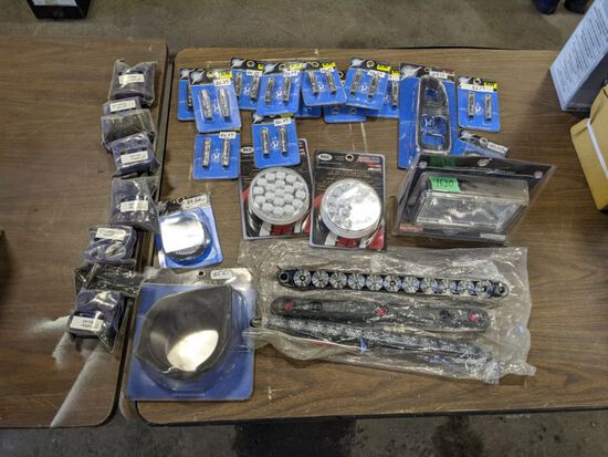 Various LED Lighting and Truck Accessories