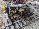 Cat C7 Engine & Transmission