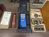 Hose Crimper, Halogen Leak Detector, Coolant & Battery Tester