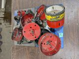 Various Sized Hole Saws