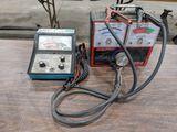 Motorola & Auto Meter Battery Testers