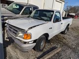 1995 Ford Ranger Parts Truck
