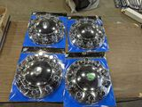 4 Front Axle Covers